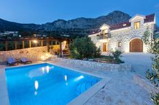 Holiday home 1148221 for 8 persons in Podgora