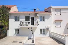 Appartement 1150106 voor 4 personen in Baška