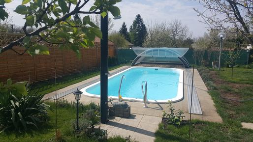 Holiday apartment 1150660 for 4 persons in Velence