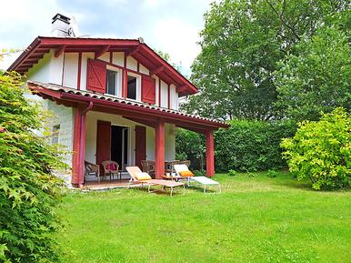 Holiday home 1151137 for 6 persons in Saint-Pée-sur-Nivelle