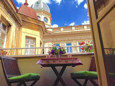 Holiday apartment 1151606 for 3 persons in Prague 1-Staré Mesto, Josefov