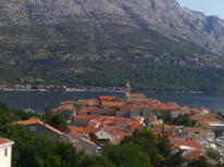 Holiday apartment 1151725 for 1 adult + 1 child in Korčula
