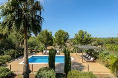 Holiday home 1152287 for 8 persons in Sant Joan de Labritja