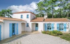 Maison de vacances 1155398 pour 6 personnes , La Tranche-sur-Mer