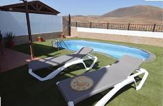 Maison de vacances 1156388 pour 5 personnes , Corralejo