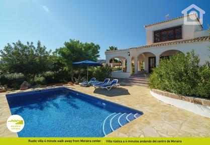 Holiday home 1157075 for 6 persons in Moraira