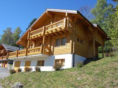 Maison de vacances 1159228 pour 12 personnes , Nendaz