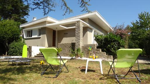 Holiday home 1159485 for 6 adults + 1 child in Le Pouldu