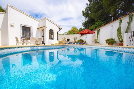 Villa 1160982 per 4 persone in Benissa