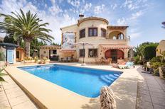 Casa de vacaciones 1160983 para 4 personas en Benissa