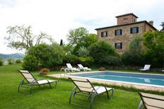 Ferienhaus 1161706 für 16 Personen in Montefollonico