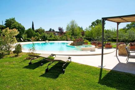 Villa 1161707 per 4 persone in Asciano