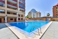 Holiday apartment 1162467 for 4 persons in Calpe