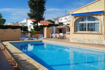 Holiday home 1163202 for 6 persons in Benissa