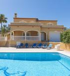 Holiday home 1163221 for 6 persons in Calpe