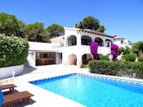 Holiday home 1163225 for 6 persons in Moraira