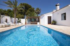Holiday home 1163228 for 6 persons in Moraira