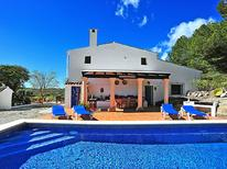 Holiday home 1164388 for 6 persons in Moraira