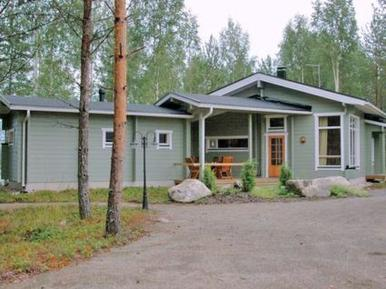 Holiday home 1164408 for 8 persons in Savonlinna