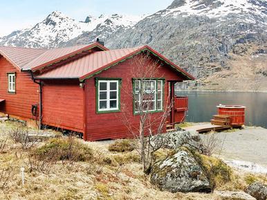 Vakantiehuis 1166528 voor 6 personen in Vågan