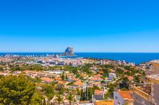 Holiday home 1168283 for 6 persons in Calpe