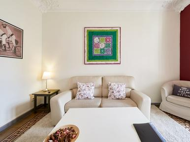 Appartement 1168387 voor 7 personen in Barcelona-Gràcia