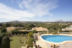 Holiday home 1169788 for 4 persons in Jávea
