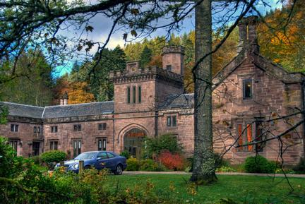 Holiday apartment 1169921 for 2 adults + 2 children in Drumtochty Castle
