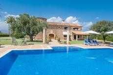Holiday home 1169937 for 10 persons in sa Pobla