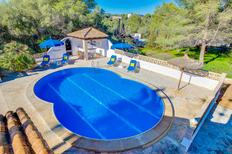 Holiday home 1171216 for 4 persons in Cala Murada