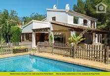 Holiday home 1171225 for 11 persons in Moraira