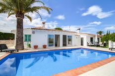 Holiday home 1172003 for 8 persons in Moraira