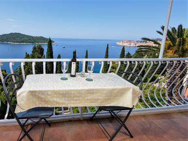 Holiday apartment 1172676 for 3 adults + 1 child in Dubrovnik