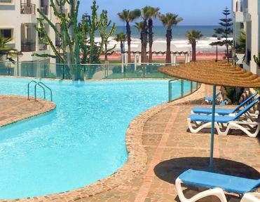 Appartement de vacances 1174524 pour 5 personnes , Dar Bouazza