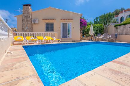 Holiday home 1175580 for 6 persons in Benissa
