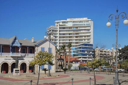 Appartamento 1175922 per 4 persone in Larnaka
