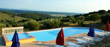 Holiday home 1176166 for 22 persons in Riparbella