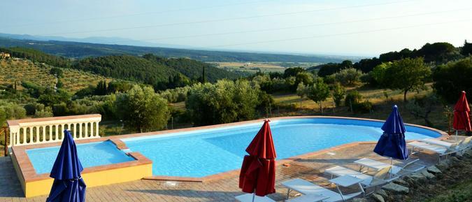 Villa 1176166 per 22 persone in Riparbella