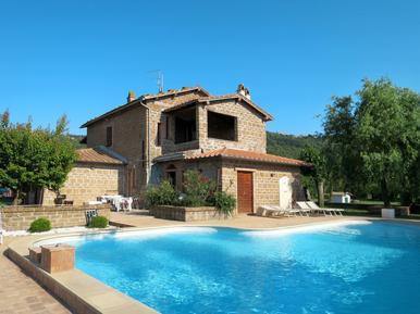 Ferienhaus 1176851 für 6 Personen in Montefiascone-Mosse
