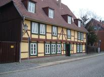Studio 1177681 for 2 persons in Wernigerode