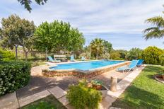 Holiday home 1177956 for 6 persons in Santa Margalida