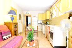 Ferienwohnung 1178189 für 3 Personen in Fréjus
