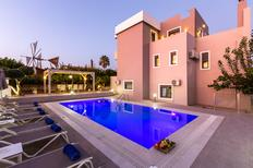 Holiday home 1182120 for 9 adults + 1 child in Adelianos Kampos