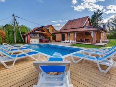 Ferienhaus 1184163 für 6 Personen in Gornje Dubrave