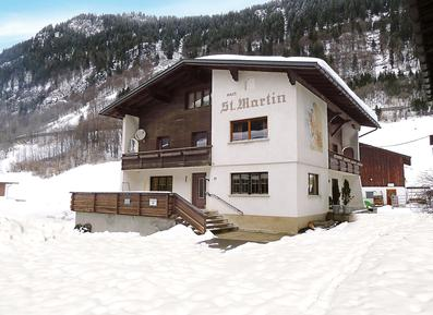 Holiday apartment 1186055 for 8 persons in Klösterle