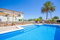 Maison de vacances 1186753 pour 5 personnes , Llubi