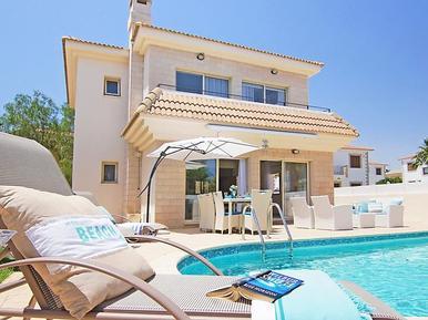 Villa 1189993 per 6 persone in Protaras
