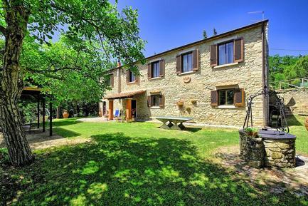 Villa 1193865 per 9 persone in Tregozzano