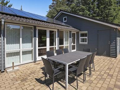 Casa de vacaciones 1194400 para 8 personas en Lodskovvad