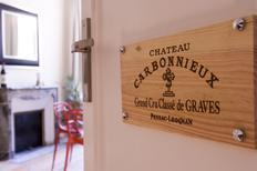 Mieszkanie wakacyjne 1194644 dla 4 osoby w Bordeaux